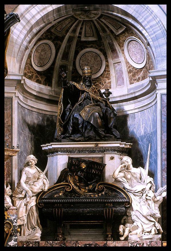 Gianlorenzo Bernini, Grobowiec Urbana VIII