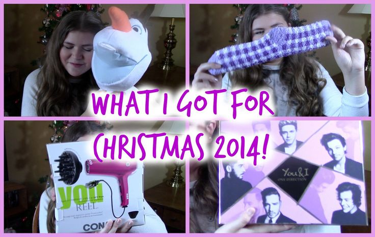 WHAT I GOT FOR CHRISTMAS 2014!!! | MyLifeAsJade