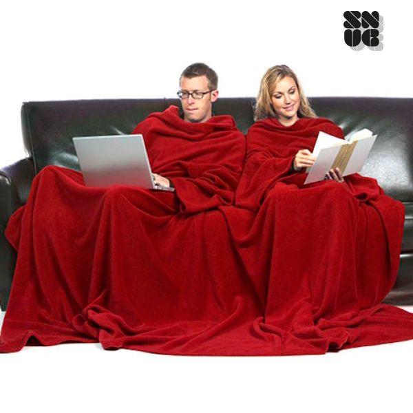 Coperta matrimoniale Snug Snug Big Twin, quaqua.it Il regalo perfetto lo trovi qua!