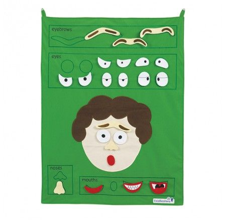 Feelings Chart - Birthday Super Specials! The perfect chart for helping your child identify and express their emotions. Whether at home, preschool or school, every environment could benefit from one of these charts.