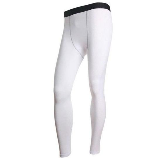 8620246dc01d Men Long Thermal Base Layer Tights Warm Pants Plush Underwear Trousers –  eticdress