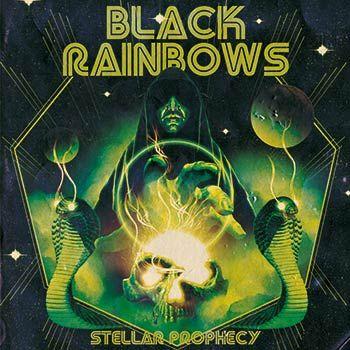 BLACK RAINBOWS - Stellar Prophecy #newalbum #albumpresentation  #blackrainbows #stoner #album