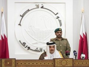 """A crise no Golfo não parece ter fim à vista. Os quatro países que impuseram um bloqueio ao Qatar, acusando-o de apoiar o terrorismo, acrescentam novos nome à """"lista negra"""" de entidades e pessoas suspeitas de difundirem ideologias extremistas http://expresso.sapo.pt/internacional/2017-11-23-Arabia-Saudita-e-aliados-reforcam-lista-de-terroristas/"""