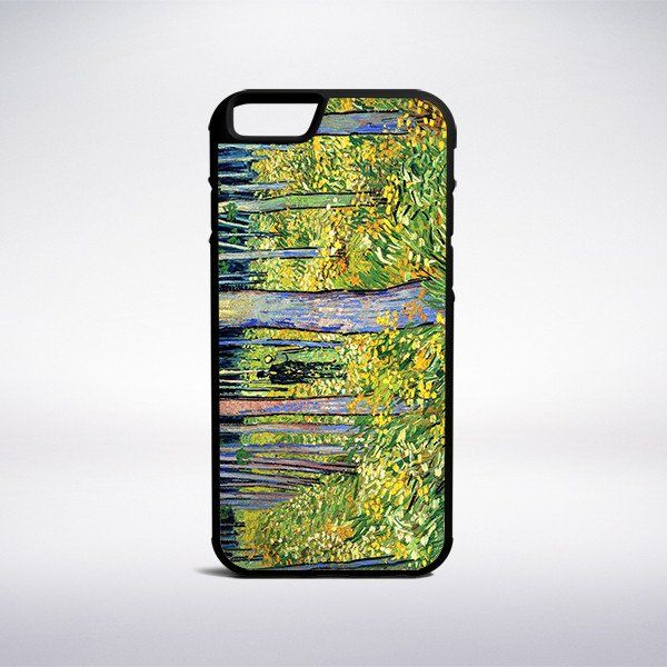 Vincent Van Gogh - Undergrowth With Two Figures Phone Case – Muse Phone Cases