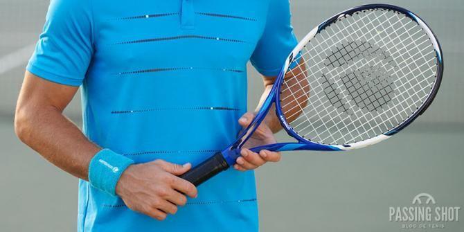 Tipos de empuñaduras de tenis - #tenis #decathlon http://blog.tenis.decathlon.es/649/tipos-de-empunaduras-de-tenis