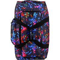Trop top ce sac à roulette à l'imprimé original : impossible de le perdre sur le tapis roulant à l'aéroport ! #travel #kids