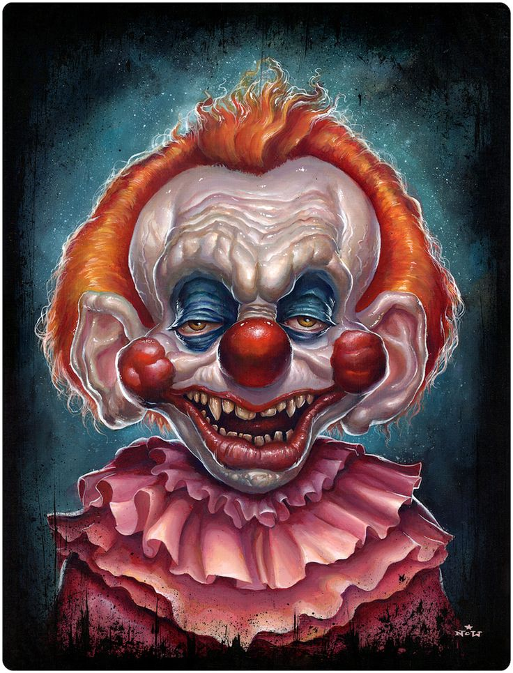 135 best tearz of a klown images on pinterest scary for Killer clown movie