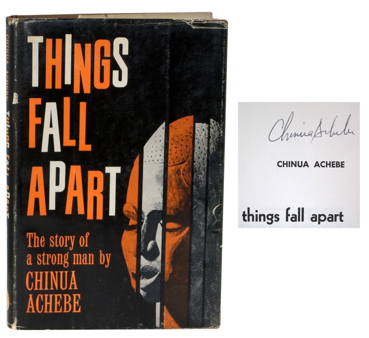 All Things Fall Apart Plot: 68 Best Images About Modern First Editions On Pinterest