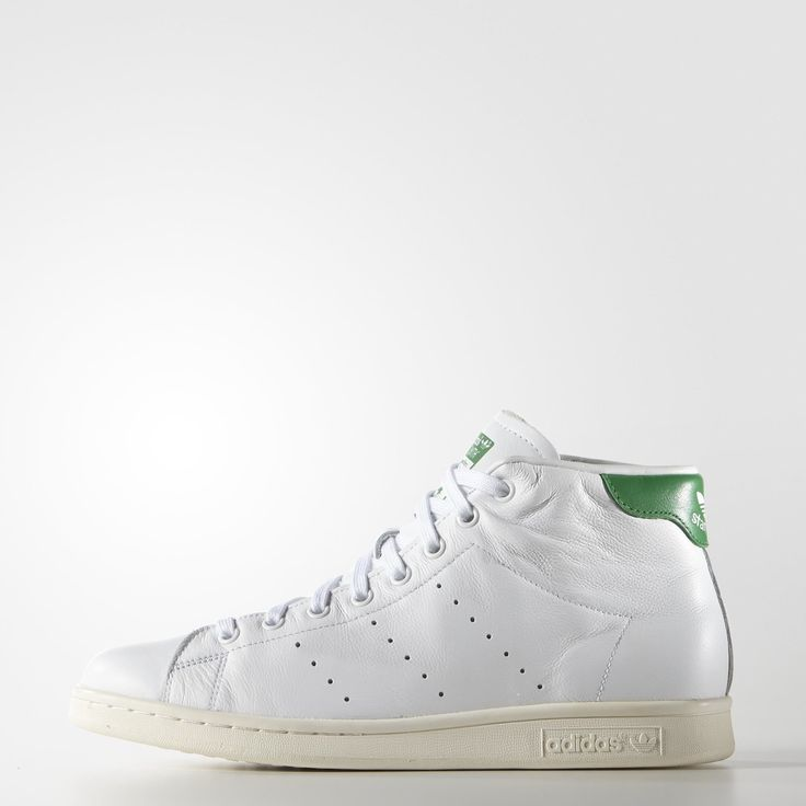 Chaussure Stan Smith Mid - blanc adidas | adidas France
