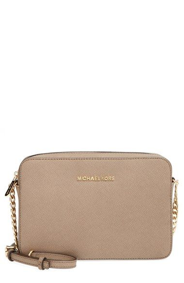 I love the pink color this bag comes in.... Michael Kors \u0027