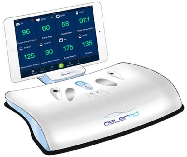 OslerMD Rapid Vital Sign Measurement System for Homeand Clinic