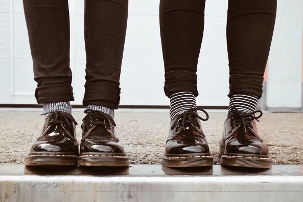 Double Docs: the 1461 Patent shoe, shared by alexxhood.