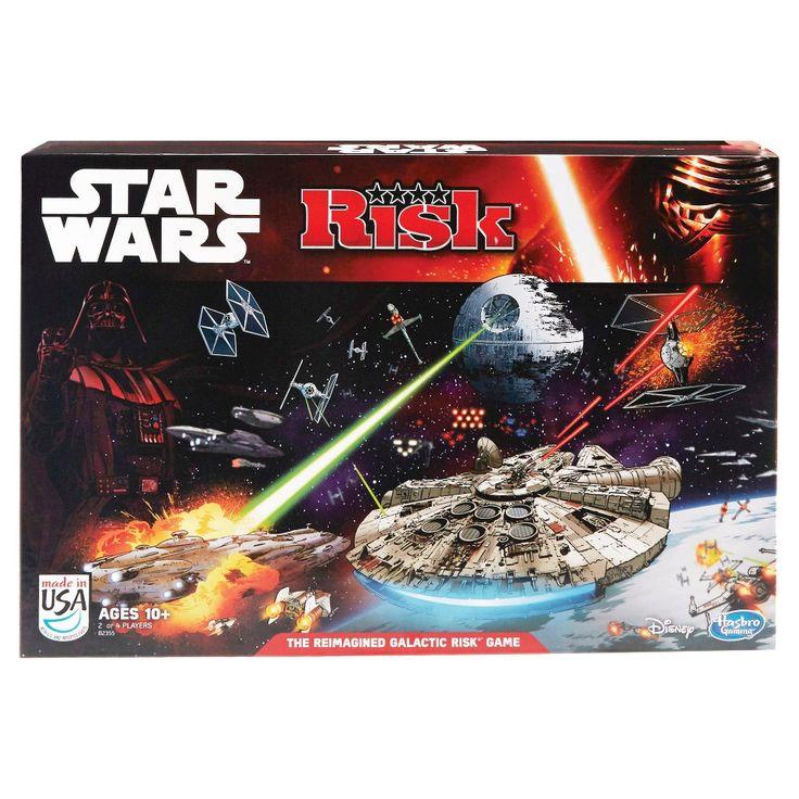 Risk Star Wars Board Game