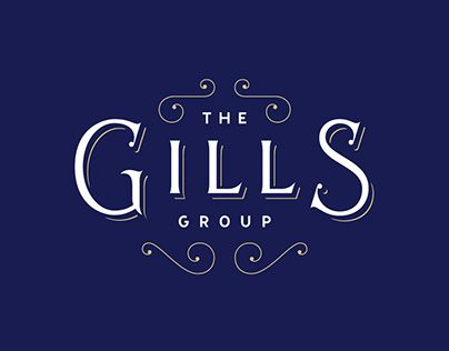 "Check out new work on my @Behance portfolio: ""The Gills Group"" http://be.net/gallery/54110163/The-Gills-Group"