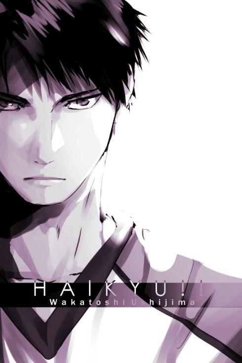 Haikyuu!! Wakatoshi Ushijima