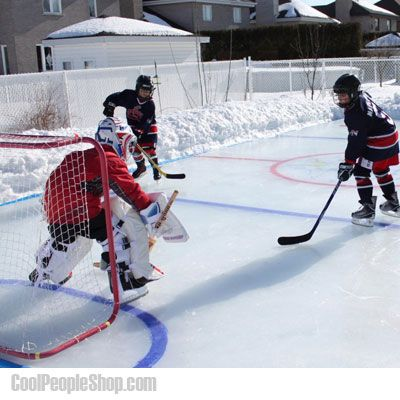 12 best hockey rooms images on pinterest hockey stuff hockey 20000 backyard ice rink kit cool people shop coolpeopleshopproducts solutioingenieria Images