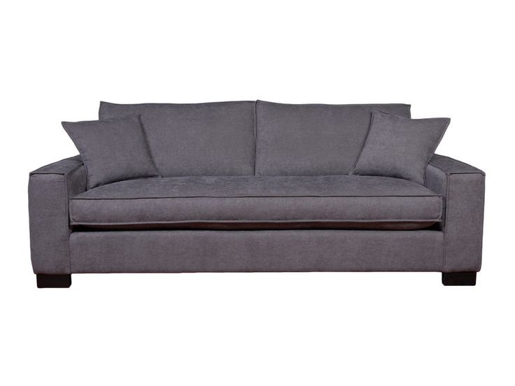 The Maddox sofa is also available in a variety of sectional arrangements, fabrics and colours through Wind Grove Interiors