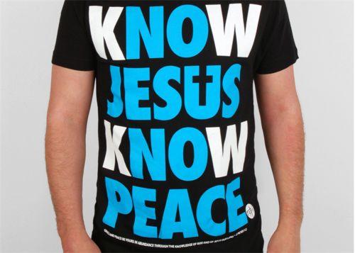 No Jesus, no peace!  #Jesus #God
