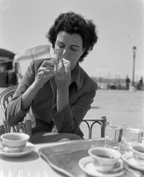 Peggy Guggenheim, Venezia