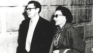 Joe and Ruth Slovo