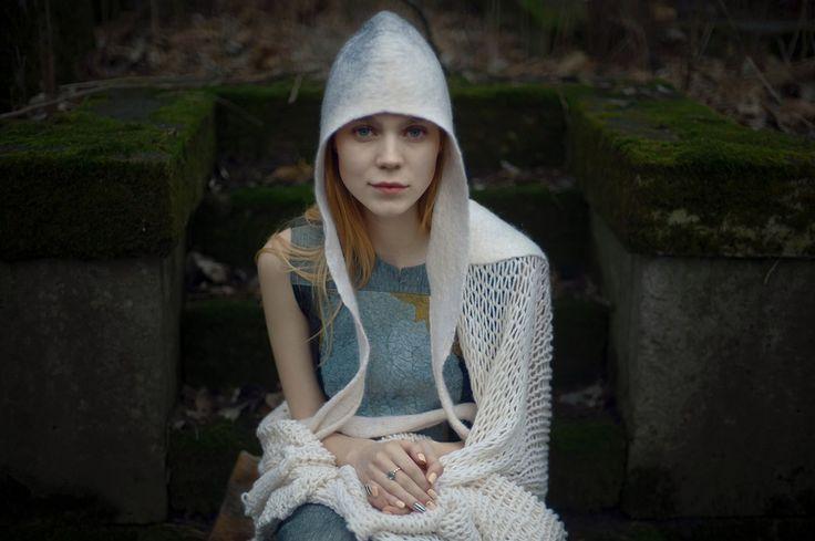 brand: ZoeBo, photographer: Andrey Zharov , model Elisaveta Burenkova