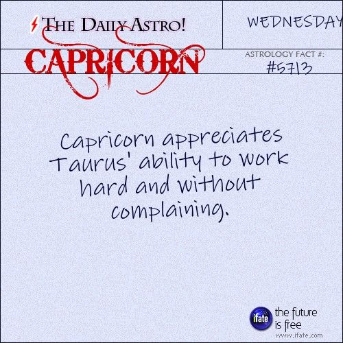 Capricorn Daily Astro!: You can get a great free tarot reading online right now.  Visit iFate.com today!