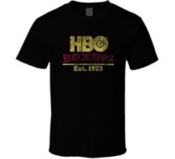 Vintage Distressed Boxing Jim Lampley Max Kellerman Roy Jones Jr Tv Show Fan T Shirt