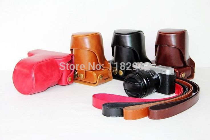 >> Click to Buy << Leather Ever Ready camera case bag for FUJIFILM FUJI FINEPIX X-M1 XM1 X-A1 XA1 #Affiliate