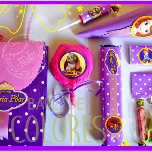 Kit para cumplea os princesa sofia for Kit para toldos de enrollar