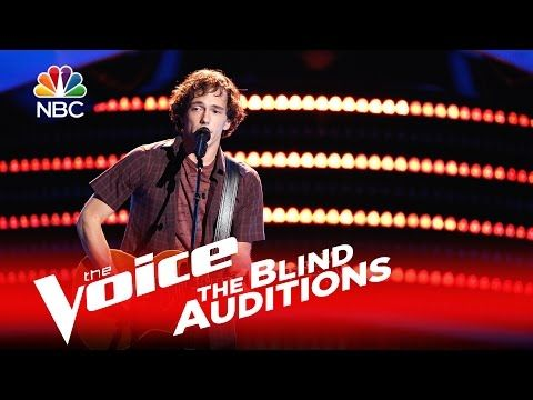 "The Voice 2016 Blind Audition - Owen Danoff: ""Don't Think Twice, It's All Right"" - YouTube"