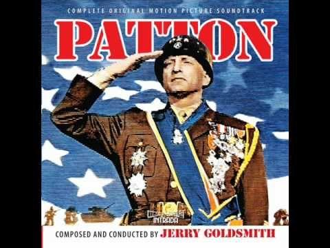 Patton Soundtrack Suite (Jerry Goldsmith) https://www.facebook.com/FenghShuiTradicionalMexico