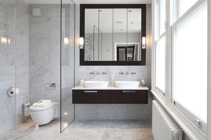 St Albans Ave Chiswick London Interior Design Laura Hammett Interiors Bathrooms