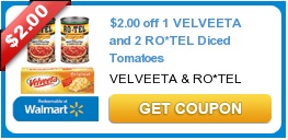 Easy Cheesy Chicken Rotel plus coupon!
