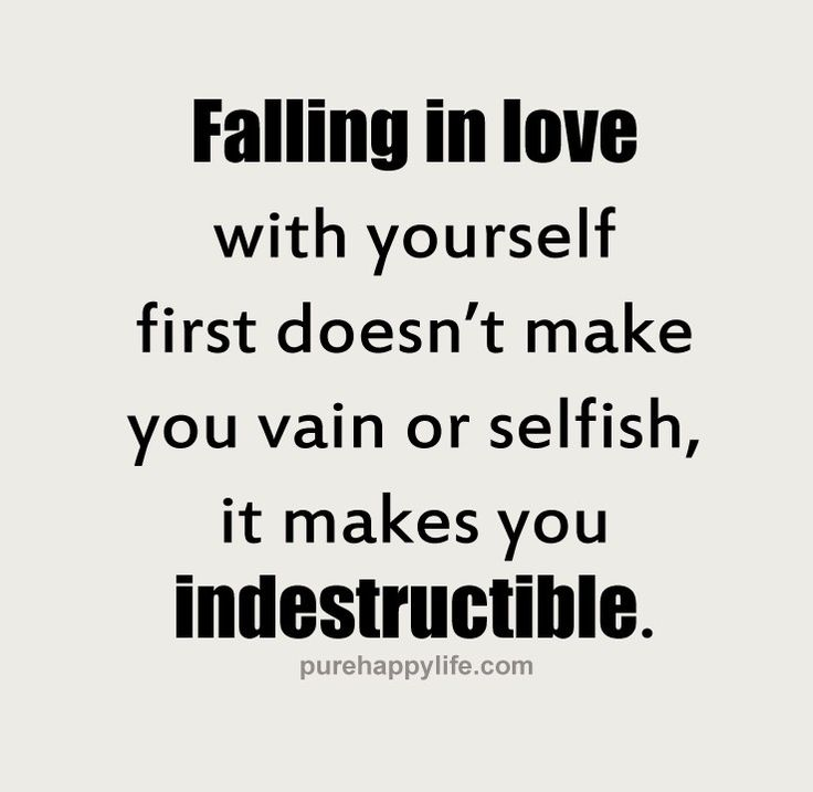 Fall In Love With Yourself Quotes 846 Best Quotes Images On Pinterest  The Words Words And Favorite
