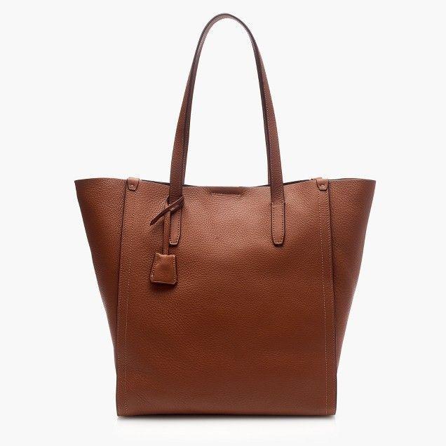 signet tote bag in italian leather   women bags  2b42129ae4725