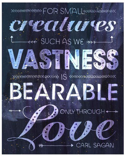 Carl Sagan Love Quote: Quotes Made Stardust Carl Sagan. QuotesGram