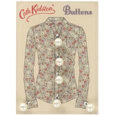Love the vintagey bttn card: Bttn Card, Button Up, Button Who S, Cath Kidston Vintage, Buttons, Button Cards