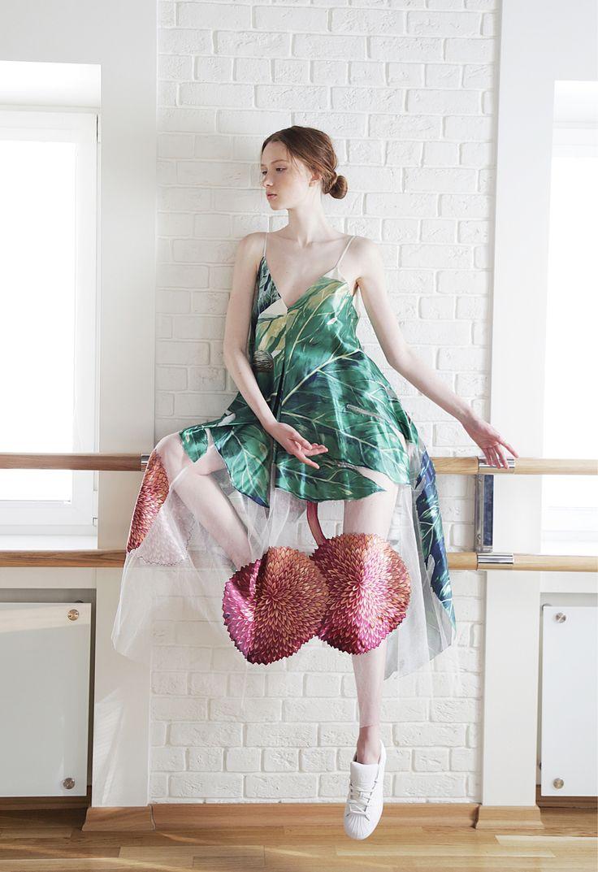 #alenaakhmadullina #russiandesigner #russianfashion #runway #spring #ss2015 #ss15 #аленаахмадуллина #fashion www.alenaakhmadullina.ru
