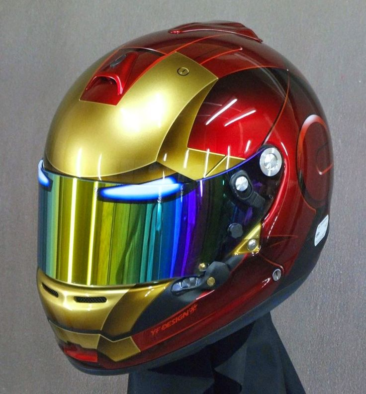 "Arai GP-6S ""Ironman"" 2014 by YF Design"