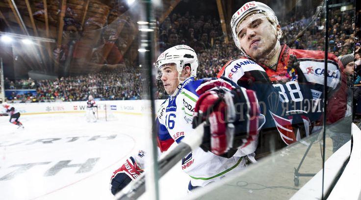 Adler Mannheim kommen nicht in die Lüfte | Spengler Cup