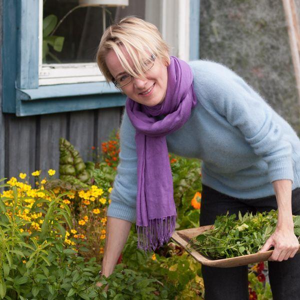 Planteliste for kjøkkenhagen