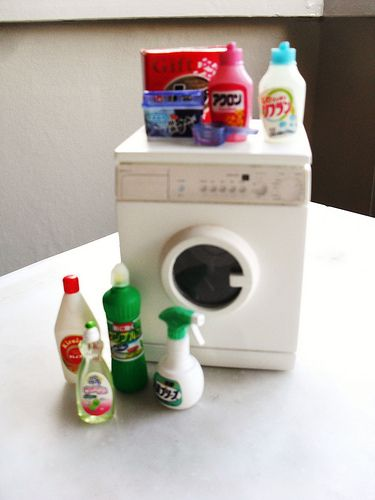 Miniature - Housework? | Flickr - Photo Sharing!