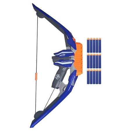 Nerf N-Strike StratoBow Bow : Target