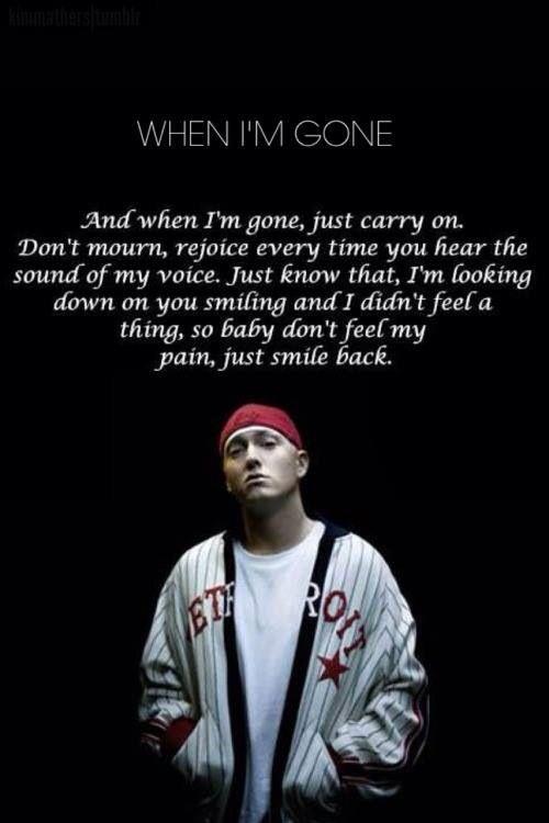 Eminem - Celebrity Lyrics   Musixmatch