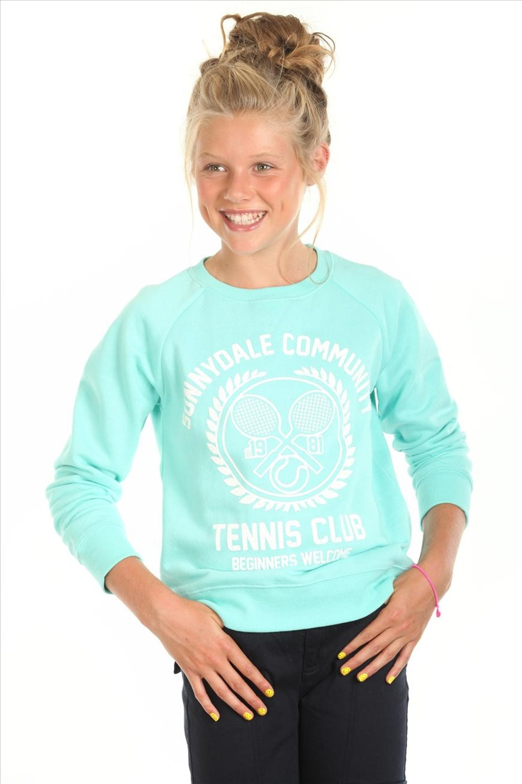 Placement print for tween sweater | Cotton On
