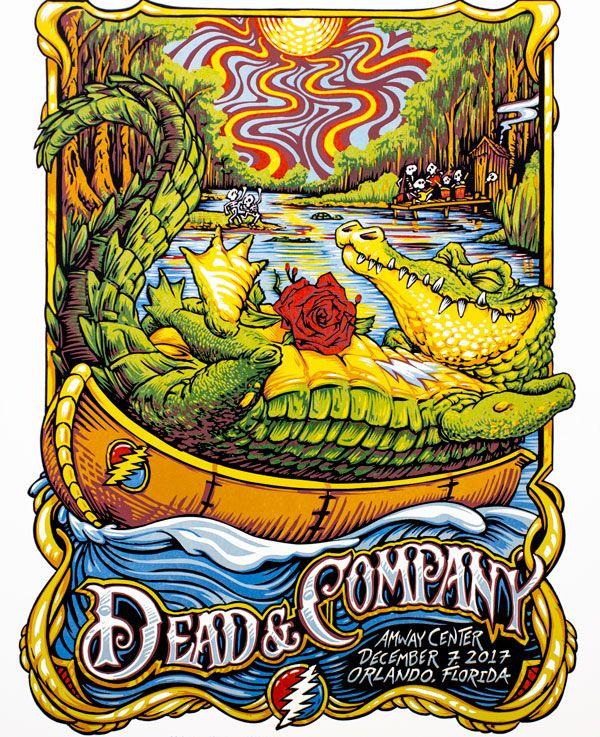 Dead and Company February 27, 2018, Amway Center, Orlando, FL