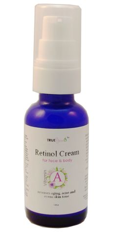 Best Retinol Cream - Retinol Night Cream - Retinol Eye Cream – True You Organics