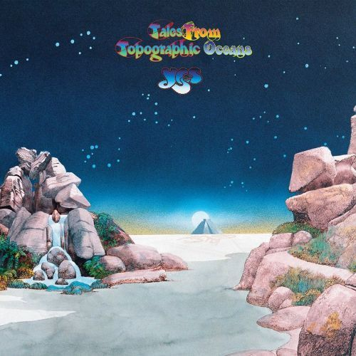 Tales from Topographic Oceans [LP] - Vinyl