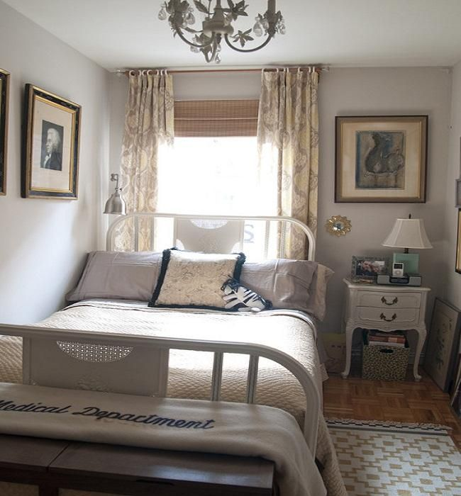 Eclectic Paint Color For Small Bedroom