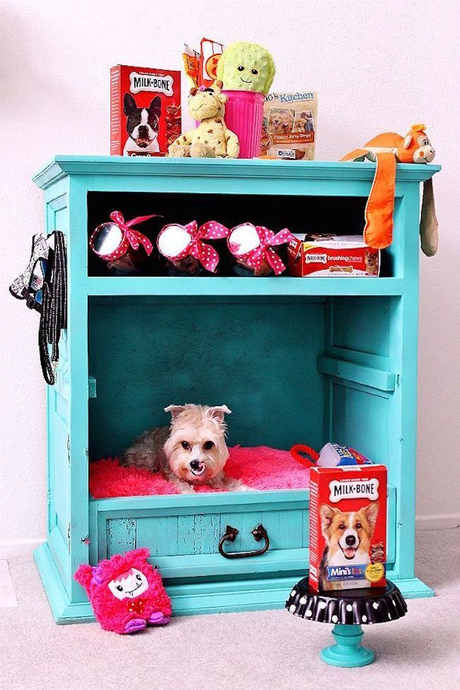 15 Stylish Pet Beds That Also Serve As Great Looking Tables Diy Dog Bed Dog Bed End Table Dog Bed